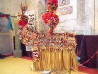 Mostra Ceto dei Cavallari - aspettando la Festa del SS. Crocifisso - 22 aprile 2012 - Foto di Nicolò Pecoraro  - Calatafimi segesta (538 clic)