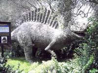 BIOPARCO di Sicilia - dinosauri - 17 luglio 2012 - Foto di Nicolò Pecoraro  - Villagrazia di carini (354 clic)