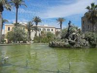 Fontana del Tritone - 3 giugno 2012  - Trapani (337 clic)