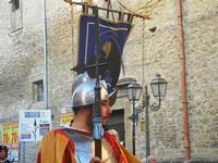 Corteo Rievocazione Storica dell'investitura a 1° Principe della Città di Carlo d'Aragona e Tagliavia - 26 maggio 2012  - Castelvetrano (293 clic)