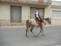 SPERONE - sfilata di cavalli - festa San Giuseppe Lavoratore - 29 aprile 2012  - Custonaci (850 clic)