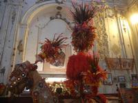 Mostra Ceto dei Cavallari - aspettando la Festa del SS. Crocifisso - 22 aprile 2012  - Calatafimi segesta (516 clic)