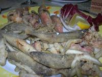 frittura mista di pesce - La Lanterna - 6 giugno 2012  - Alcamo marina (399 clic)