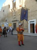 Corteo Rievocazione Storica dell'investitura a 1° Principe della Città di Carlo d'Aragona e Tagliavia - 26 maggio 2012  - Castelvetrano (537 clic)