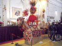 Mostra Ceto dei Cavallari - aspettando la Festa del SS. Crocifisso - 22 aprile 2012 - Foto di Nicolò Pecoraro  - Calatafimi segesta (571 clic)