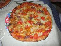 Pizza Origanata - La Lanterna - 6 giugno 2012  - Alcamo marina (386 clic)