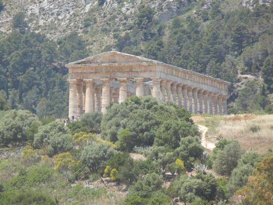 Tempio - SEGESTA - inserita il 16-Feb-15