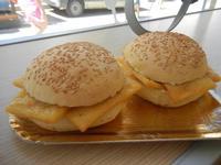 panini con le panelle - 30 agosto 2012  - San vito lo capo (622 clic)