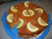 torta al limone della sig.ra Paola Arena I. C. Pascoli - 18 febbraio 2012  - Castellammare del golfo (572 clic)