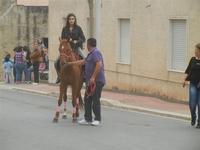 SPERONE - sfilata di cavalli - festa San Giuseppe Lavoratore - 29 aprile 2012  - Custonaci (721 clic)