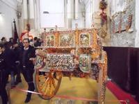 Mostra Ceto dei Cavallari - aspettando la Festa del SS. Crocifisso - 22 aprile 2012 - Foto di Nicolò Pecoraro  - Calatafimi segesta (564 clic)