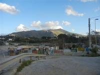 Baia di Guidaloca - Papirolandia e monti - 14 aprile 2012  - Castellammare del golfo (738 clic)