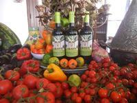 la casa del cous cous sanvitese olio ed ortaggi - 18 agosto 2012  - San vito lo capo (898 clic)