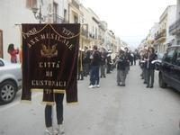 Settimana della Musica - sfilata delle bande musicali - 29 aprile 2012  - San vito lo capo (376 clic)