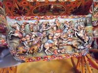 Mostra Ceto dei Cavallari - aspettando la Festa del SS. Crocifisso - 22 aprile 2012 - Foto di Nicolò Pecoraro  - Calatafimi segesta (1380 clic)