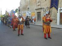 Corteo Rievocazione Storica dell'investitura a 1° Principe della Città di Carlo d'Aragona e Tagliavia - 26 maggio 2012  - Castelvetrano (512 clic)