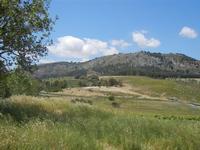 Tempio e panorama - 27 maggio 2012  - Segesta (1111 clic)
