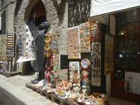 bottega di souvenir - 5 agosto 2012  - Erice (322 clic)