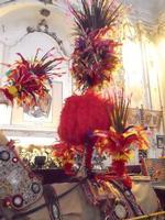 Mostra Ceto dei Cavallari - aspettando la Festa del SS. Crocifisso - 22 aprile 2012 - Foto di Nicolò Pecoraro  - Calatafimi segesta (496 clic)