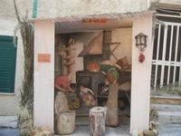 Primo Presepe artistico lu firraru - 8 gennaio 2012  - Marinella di selinunte (912 clic)