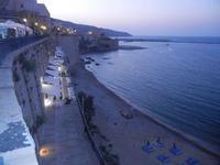 lido Cala Petrolo e locale sul mare - 26 agosto 2012  - Castellammare del golfo (265 clic)