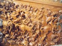 Mostra Ceto dei Cavallari - aspettando la Festa del SS. Crocifisso - 22 aprile 2012 - Foto di Nicolò Pecoraro  - Calatafimi segesta (512 clic)