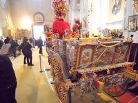 Mostra Ceto dei Cavallari - aspettando la Festa del SS. Crocifisso - 22 aprile 2012 - Foto di Nicolò Pecoraro  - Calatafimi segesta (444 clic)