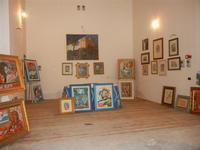 Mostra - Teatro Cavallotti - fondato nel 1881- 22 aprile 2012  - Calatafimi segesta (493 clic)