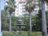 fontana con putto - 6 settembre 2012  - Sciacca (325 clic)