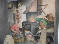 Primo Presepe artistico lu firraru - 8 gennaio 2012  - Marinella di selinunte (527 clic)
