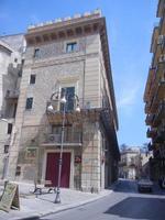 Palazzo S. Giacomo Tagliavia - 6 settembre 2012  - Sciacca (370 clic)