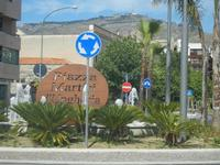 Piazza Martiri d'Ungheria - 3 giugno 2012  - Trapani (540 clic)