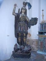 all'interno della Chiesa Madre - centro storico - 9 settembre 2012  - Marsala (336 clic)