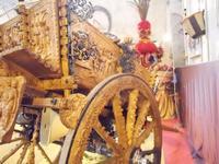Mostra Ceto dei Cavallari - aspettando la Festa del SS. Crocifisso - 22 aprile 2012 - Foto di Nicolò Pecoraro  - Calatafimi segesta (495 clic)