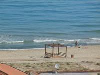 Zona Plaja - la passerella sulla spiaggia - 12 agosto 2012  - Alcamo marina (282 clic)