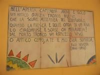 Itinerario dei Vicoli - versi di F.sco Vivona - 22 aprile 2012  - Calatafimi segesta (629 clic)