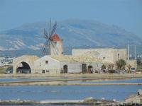 Museo del Sale - Oasi Naturale Orientata Saline di Trapani e Paceco e Monte Erice - 25 aprile 2012  - Nubia (2456 clic)
