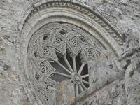 il rosone del Duomo - 25 aprile 2012  - Erice (547 clic)