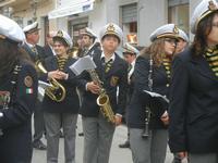 Settimana della Musica - sfilata delle bande musicali - 29 aprile 2012  - San vito lo capo (399 clic)