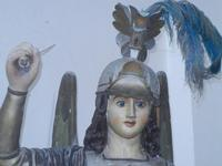 all'interno della Chiesa Madre - centro storico - 9 settembre 2012  - Marsala (332 clic)