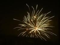spettacolo pirotecnico - festeggiamenti in onore di Maria SS. dei Miracoli - 21 giugno 2012  - Alcamo (236 clic)