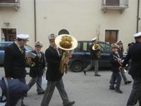 Settimana della Musica - sfilata delle bande musicali - 29 aprile 2012  - San vito lo capo (338 clic)