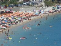 Baia di Guidaloca - 3 agosto 2012  - Castellammare del golfo (246 clic)