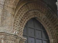 il portale del Duomo - 25 aprile 2012  - Erice (438 clic)
