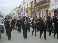 Settimana della Musica - sfilata delle bande musicali - 29 aprile 2012  - San vito lo capo (298 clic)