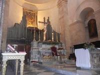 all'interno della Chiesa Madre - centro storico - 9 settembre 2012  - Marsala (390 clic)