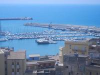 vista sul porto - 6 settembre 2012  - Sciacca (379 clic)