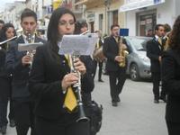 Settimana della Musica - sfilata delle bande musicali - 29 aprile 2012  - San vito lo capo (326 clic)