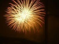 spettacolo pirotecnico - festeggiamenti in onore di Maria SS. dei Miracoli - 21 giugno 2012  - Alcamo (239 clic)