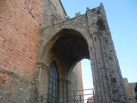 il portale del Duomo - 25 aprile 2012  - Erice (564 clic)